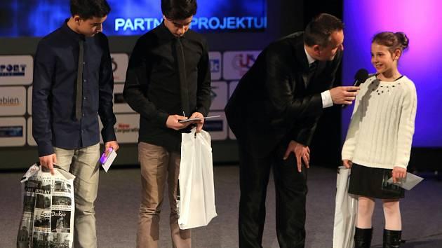 Město Karviná oceňuje každým rokem své mládežnické sportovce.