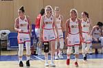 Basketbalistky i s Anežkou Kopeckou vyhrály doma jen jednou a čeká je perná práce.