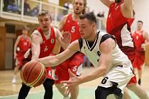 Karvinští basketbalisté porazili další brněnský tým.