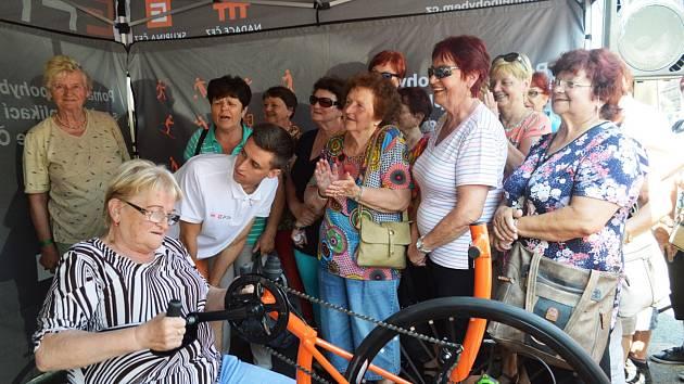 Oranžové kolo Nadace ČEZ