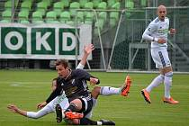 Fotbalisté Karviné remizovali v přípravě s ostravským Baníkem.