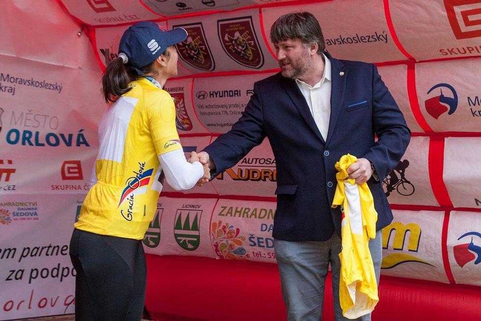 Gracia Orlová 2019, finále závodu.