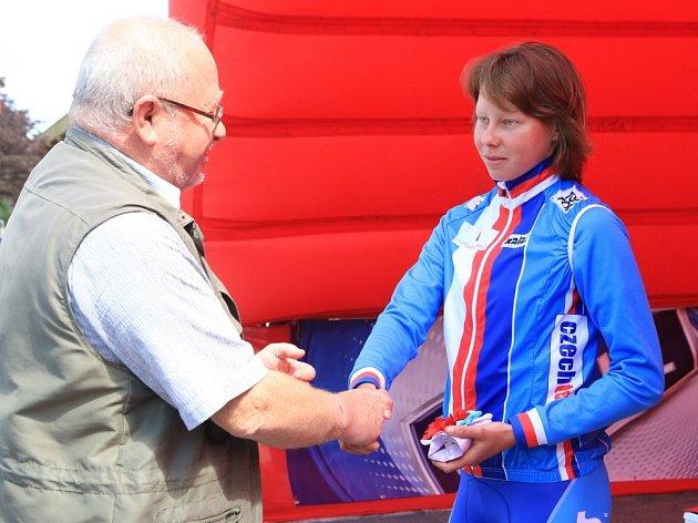 Denisa Bartošová zajela v Polsku slušný výsledek.