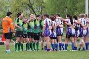 V Havířově proběhl elitní turnaj ženského ragby.
