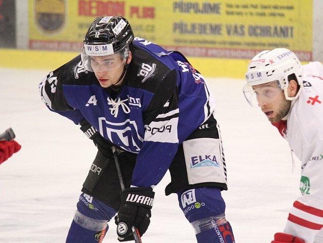 Marek Kalus rozhodl souboj ve Vsetíně.