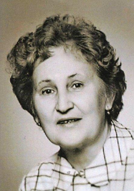 Marta Rulfová (*6. června 1921Návsí, † 22.února 2018Mohelnice)
