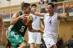 Basketbalistům se další výjezd do Brna povedl.