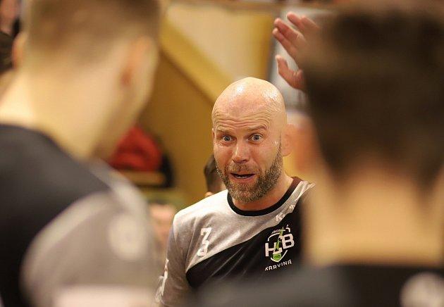 Michal Brůna se připravuje na pozici trenéra.