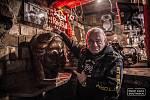 Koncert kapely U.D.O. v čele se zpěvákem Udo Dirkschneiderem v jablunkovském Rock Cafe Southock.