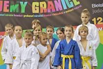 Českotěšínské děti na jednom ze skvěle obsazených polských turnajů.