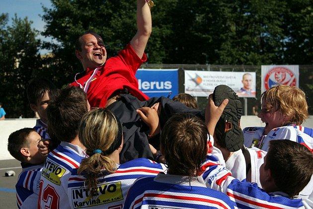 Martin Pala se věnuje výchově sportujících dětí už přes dvacet let.