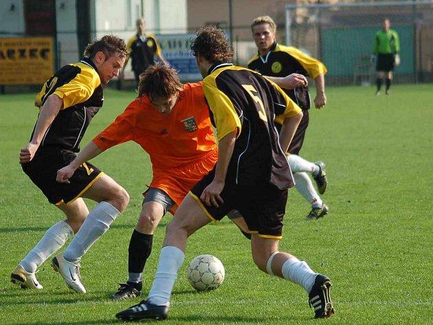 Havířovští fotbalisté se udržují na vítězné vlně. Nic jiného jim ani nezbývá, pokud chtějí postoupit.