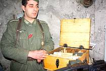 Díky nadšencům jsou bunkry zpřístupněny veřejnosti i s odborným výkladem.