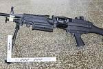 Sportovní airsoftová zbraň.