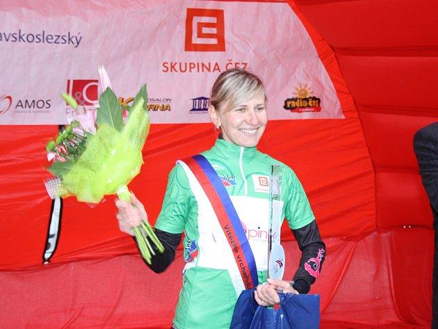 Běloruska Alena Amjaljusik potvrdila své postavení ve světovém žebříčku UCI a vyhrála letošní Gracii.