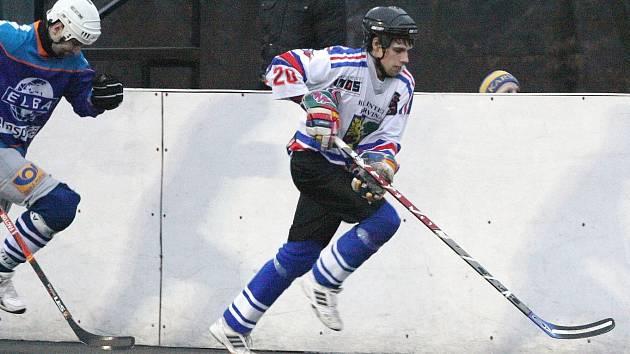 A zase ta baráž. Hokejbalisté Karviné nezvládli poslední dvě utkání a míří do dalších bojů o udržení.