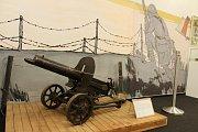 Ve výstavní síni Muzea Těšínska v Orlové je k vidění expozice nazvaná Neklidná hranice. Je věnována Sedmidenní válce v roce 1919. Výstava je k vidění do 30. června.