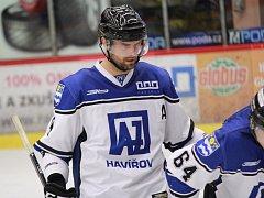 Daniel Seman dal v Třebíči vítězný gól.
