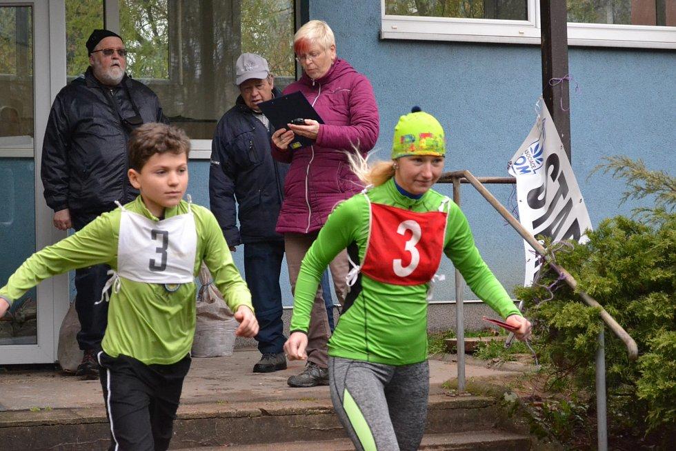 Na startu závodníci z Frýdlantu.