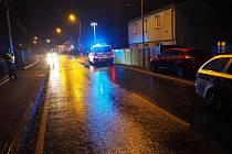 Policie hledá svědky nehody, ke které došlo ve čtvrtek v Havířově ve Frýdecké ulici.