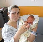 Eliáš Pavlů se narodil 17. června mamince Veronice Pavlů z Věřňovic. Po porodu dítě vážilo 3780 g a měřilo 50 cm.