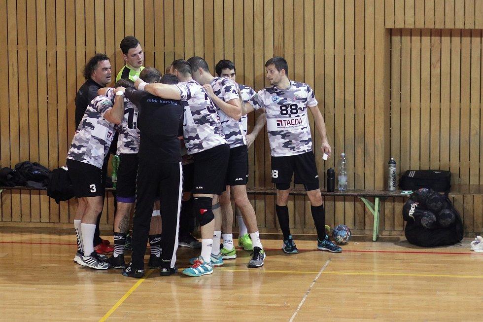 MHK Karviná odstartoval novou sezonu. V poháru vyzve Kopřivnici, v II. lize zatím vede tabulku.