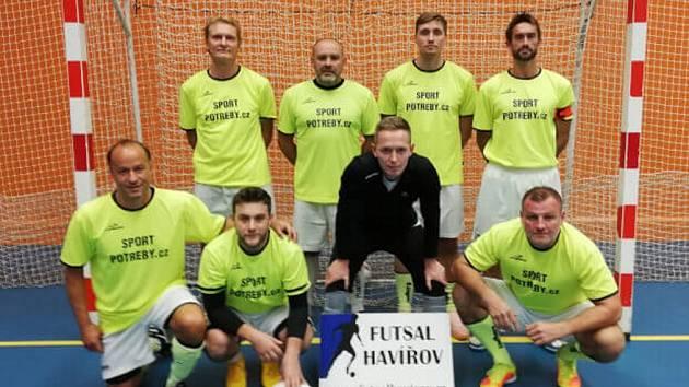 Futsalisté Premia vyhráli Havířovskou ligu.