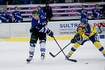 Hokejisté Přerova porazili Havířov 3:2.
