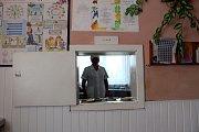 ADRA pomáhá dětem a rodinám v Mukačevu a okolí. Školní kuchyně.