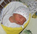 Vincent Adamus se narodil 17. ledna paní Alicji Adamusové z Albrechtic. Po narození miminko vážilo 3380 g a měřilo 48 cm.