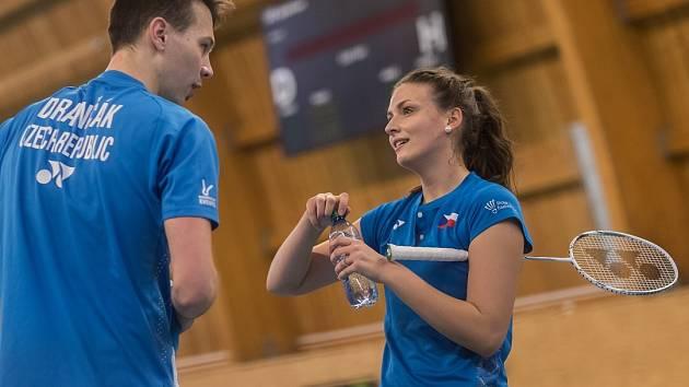 Pavel Drančák a Magdaléna Lajdová vyhráli v Těšíně mix.