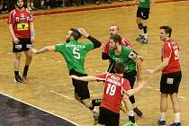 Házenkáři se ve čtvrtfinále utkají se Zubřím.