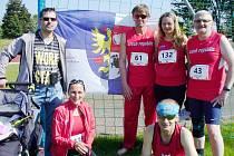 Havířovští běžci v Hranicích nezklamali.