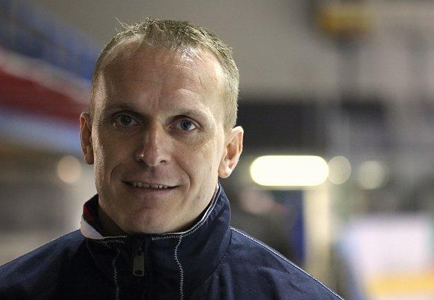 Šéf orlovského hokeje Daniel Marosz.