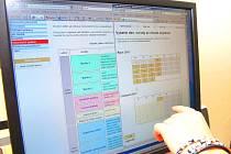 Rezervační systém nabízí vyřízení potřebných úředních věcí bez čekání. Stačí se jen objednat na internetu.