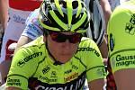 Jedenáctka světového žebříčku UCI Italka Tatiana Guderzo.