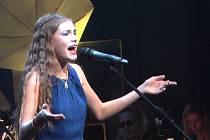 Sanremo junior 2018. Valerie Kaňová.
