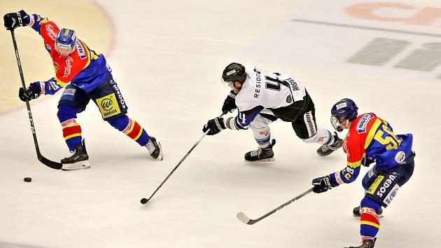 Havířovští hokejisté na úvod play off padli.