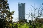 Těžní věž František v Horní Suché - vyhlídka - veřejnost