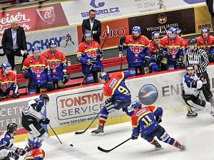 Hokej: Č. Budějovice - Havířov