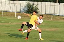 Dětmarovice odehrály s Kobeřicemi úplně jiný zápas než v úvodním utkání podzimu.