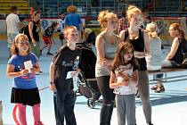 Bohatý program pro děti i dospělé připravil na sobotu prvoligový hokejový oddíl AZ Havířov.