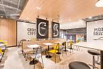 V Havířově bude ještě do léta uvedena do provozu restaurace rychlého občerstvení Mc Donald´s. Design Alphabet