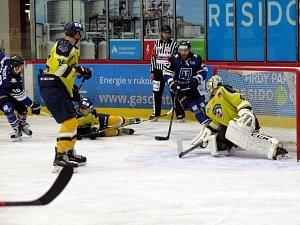 Hokej: Havířov - Ústí n. L.