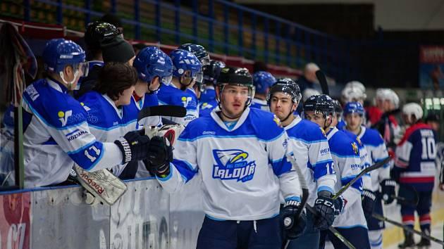 Orlovští hokejisté splnili sezonní cíl a zachránili se v soutěži.
