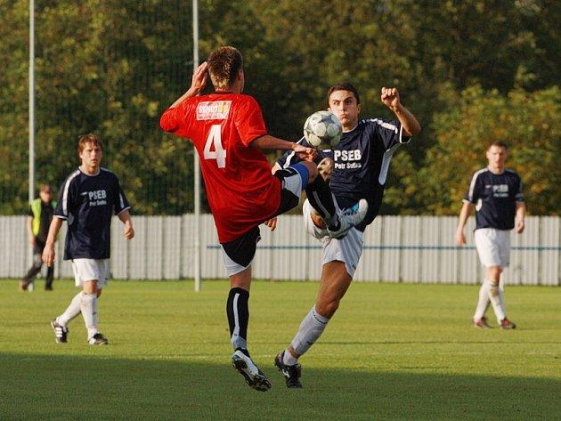Dětmarovice tentokrát zahrály podařený zápas.