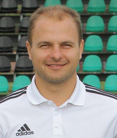 Martin Špička, nový trenér Dětmarovic.