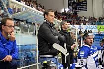 Martin Janeček, nový šéf havířovské střídačky, s mužstvem boduje, byť po troškách.