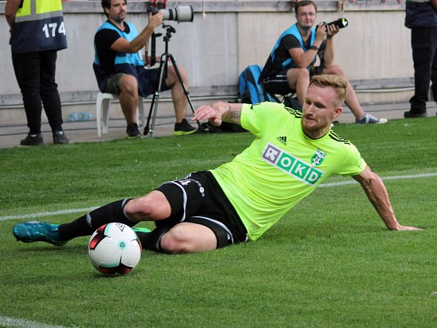 Jiří Piroch věří v úspěšnou domácí premiéru.
