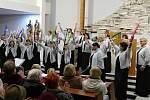 Koncert duchovní hudby v kostele sv. Anny v Havířově, sobota 23. listopadu 2019.